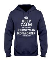 Journeyman Ironworker Hooded Sweatshirt thumbnail