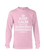 Journeyman Ironworker Long Sleeve Tee thumbnail