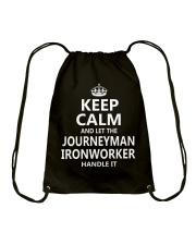 Journeyman Ironworker Drawstring Bag thumbnail