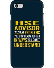 Hse Advisor Phone Case thumbnail