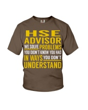 Hse Advisor Youth T-Shirt thumbnail