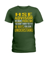 Hse Advisor Ladies T-Shirt tile
