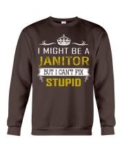 Janitor Crewneck Sweatshirt thumbnail