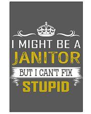 Janitor 11x17 Poster thumbnail