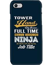 Tower Hand Phone Case thumbnail