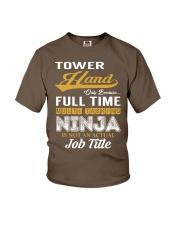 Tower Hand Youth T-Shirt thumbnail