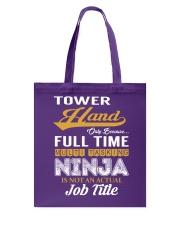 Tower Hand Tote Bag thumbnail