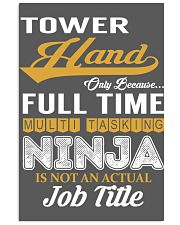 Tower Hand 11x17 Poster thumbnail