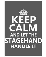 Stagehand 11x17 Poster thumbnail