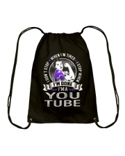 You Tube Drawstring Bag thumbnail