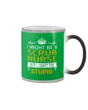 Scrub Nurse Color Changing Mug thumbnail