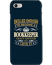 Bookkeeper Phone Case thumbnail