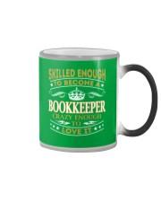 Bookkeeper Color Changing Mug thumbnail