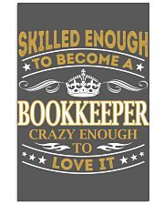 Bookkeeper 11x17 Poster thumbnail