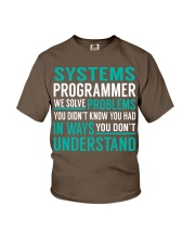 Systems Programmer Youth T-Shirt thumbnail