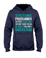 Systems Programmer Hooded Sweatshirt thumbnail