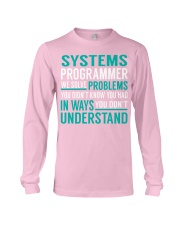 Systems Programmer Long Sleeve Tee thumbnail
