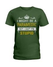 Paramedic Ladies T-Shirt thumbnail