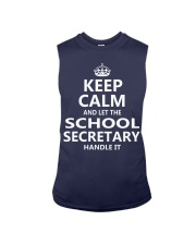 School Secretary Sleeveless Tee thumbnail