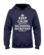 School Secretary Hooded Sweatshirt thumbnail