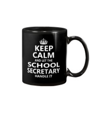 School Secretary Mug tile