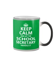School Secretary Color Changing Mug thumbnail