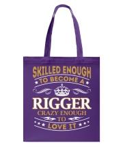 Rigger Tote Bag thumbnail