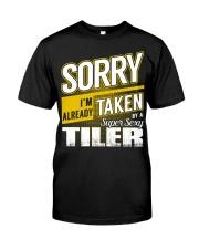 Tiler Classic T-Shirt front