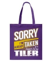 Tiler Tote Bag thumbnail