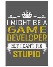Game Developer 11x17 Poster thumbnail