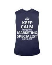 Marketing Specialist Sleeveless Tee thumbnail