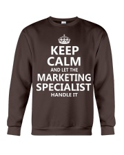 Marketing Specialist Crewneck Sweatshirt thumbnail