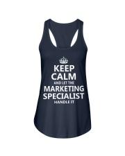 Marketing Specialist Ladies Flowy Tank thumbnail