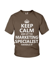 Marketing Specialist Youth T-Shirt thumbnail
