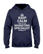 Marketing Specialist Hooded Sweatshirt thumbnail