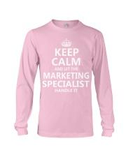 Marketing Specialist Long Sleeve Tee thumbnail