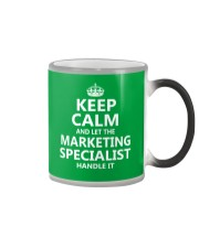 Marketing Specialist Color Changing Mug thumbnail