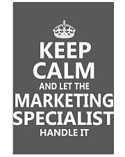 Marketing Specialist 11x17 Poster thumbnail