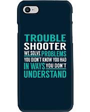 Trouble Shooter Phone Case thumbnail