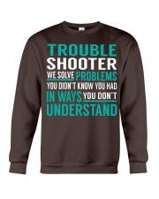 Trouble Shooter Crewneck Sweatshirt thumbnail