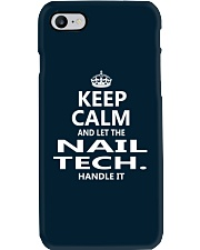 Nail Tech Phone Case thumbnail