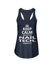 Nail Tech Ladies Flowy Tank thumbnail