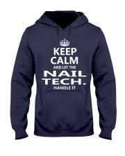 Nail Tech Hooded Sweatshir
