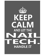 Nail Tech 11x17 Poster thumbnail