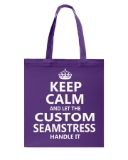 Custom Seamstress Tote Bag thumbnail