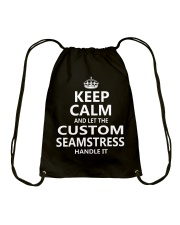 Custom Seamstress Drawstring Bag thumbnail