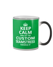 Custom Seamstress Color Changing Mug thumbnail