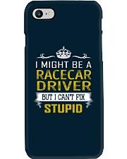 Racecar Driver Phone Case thumbnail