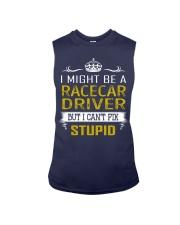 Racecar Driver Sleeveless Tee thumbnail