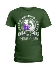 Pediatrician Ladies T-Shirt thumbnail